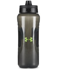 Under Armour 32 Oz. Plastic Water Bottle Charcoal