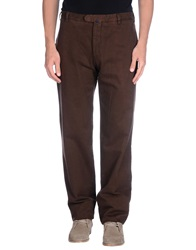 Germano Casual Pants Cocoa