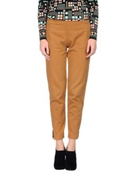 Katharine Hamnett London Casual Pants Brown