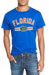 Retro Brand 'Florida Gators' Graphic Crewneck T Shirt Royal