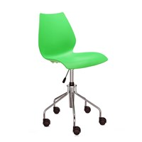 Kartell Maui Swivel Chair Green