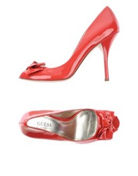 Guess By Marciano Pumps Red