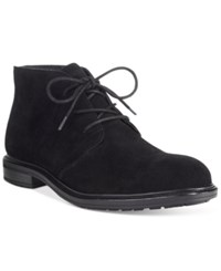 Alfani Men's Max Chukka Boots Only At Macy's Men's Shoes Black