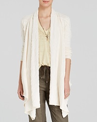 Free People Cardigan In The Loop Tea Cream