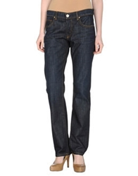 Rich And Skinny Denim Pants Blue