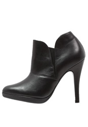 Peter Kaiser Hancora High Heeled Ankle Boots Schwarz Black