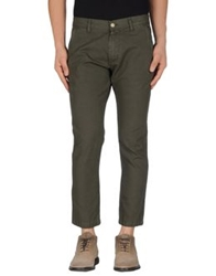 Ermanno Ermanno Scervino Casual Pants Military Green