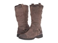 Born Luna Marmotta Distressed Women's Shoes Brown