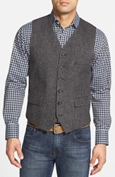 Men's Kroon 'Hootie' Herringbone Vest