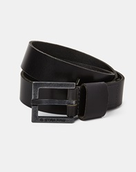 G Star Duko Leather Belt