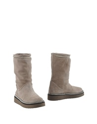 Botticelli Sport Limited Botticelli Limited Ankle Boots Light Grey