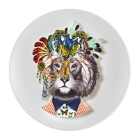 Christian Lacroix Love Who You Want 'Indilion' Dessert Plate