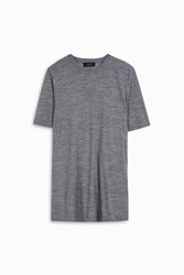 Joseph Men S Merino T Shirt Boutique1 Grey