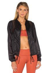 Alo Yoga Sunset Jacket Black