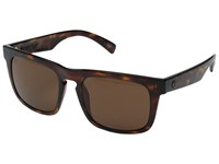 Electric Eyewear Mainstay Tort Shell M Bronze Sport Sunglasses Brown
