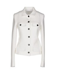 Victoria Beckham Suits And Jackets Blazers Women White