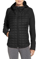 The North Face Women's 'Endeavor' Thermoball Primaloft Quilted Jacket Tnf Black Tnf Black Heather