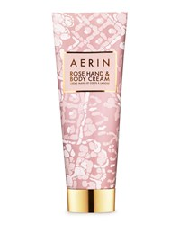 Rose Hand And Body Cream 4.2 Oz. Aerin Beauty