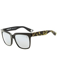 A Bathing Ape 08 Sunglasses Green