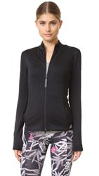 Adidas By Stella Mccartney The Clima Mid Layer Jacket Black