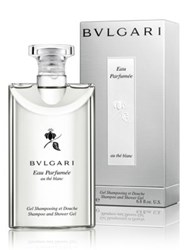 Bulgari Eau Parfumee Au The Blanc Shampoo And Shower Gel 6.8 Oz.
