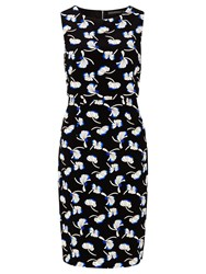 Sugarhill Boutique Khloe Two In One Pencil Dress Black