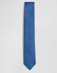 French Connection Tie Navy