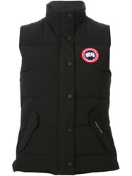 Canada Goose 'Freestyle' Gilet Black