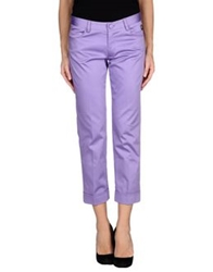 Roy Rogers Roy Roger's 3 4 Length Shorts Purple