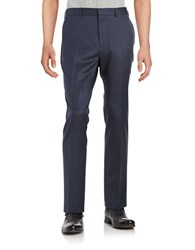 Brooks Brothers Pin Striped Suit Pants Navy