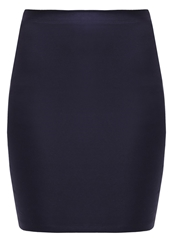Zalando Essentials Mini Skirt Dark Blue