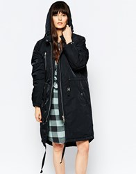 Cheap Monday Search Parka Black