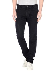Karl By Karl Lagerfeld Denim Pants Black