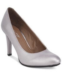 Rialto Charlee Pumps Women's Shoes Antique Silver
