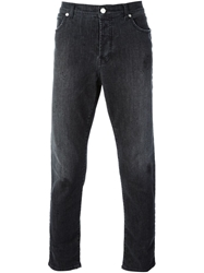 The Editor Slim Fit Jeans Grey