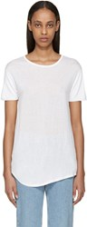 Blk Dnm White 30 T Shirt