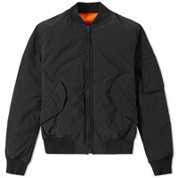 Aspesi Bomber Jacket Black