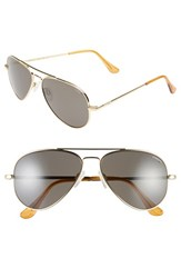 Women's Randolph Engineering 'Concorde' 57Mm Metal Aviator Sunglasses