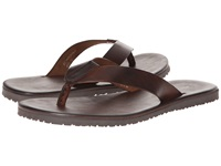 Massimo Matteo M5524 Thong Marrone Men's Sandals Brown