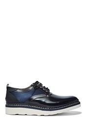 Oamc Mara Oxford Shoes Navy