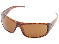Electric Eyewear Charge Xl Tortoise Shell M1 Bronze Polar Sport Sunglasses Black