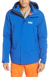 Helly Hansen Men's Approach Waterproof Cis 3 In 1 Jacket Classic Blue
