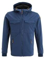 Icepeak Tommy Soft Shell Jacket Ultramarine Dark Blue