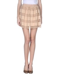 Suncoo Mini Skirts Sand