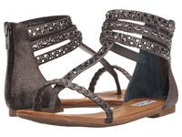 Not Rated Ritz Diaz Grey Women's Sandals Gray