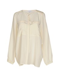 Escada Sport Shirts Shirts Women Light Yellow