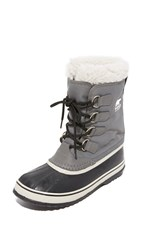 Sorel Winter Carnival Boots Pewter