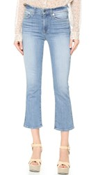 7 For All Mankind Cropped Boot Cut Jeans Stretch Coronado Springs