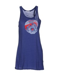 See By Chloe See By Chloe Sleeveless T Shirts Blue