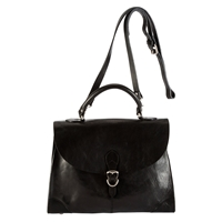 Collection Weekend By John Lewis Leather Large Top Handle Bag